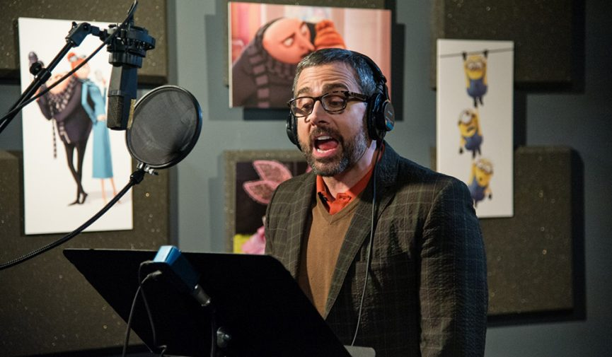Recording Voice-Over