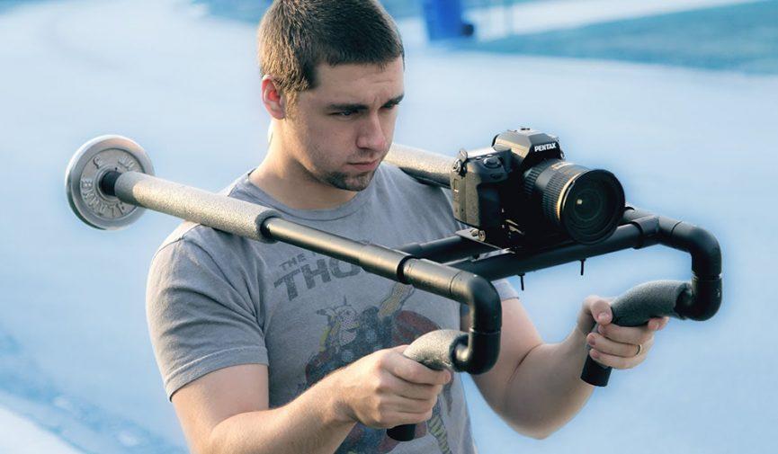 DIY Camera Stabilizers