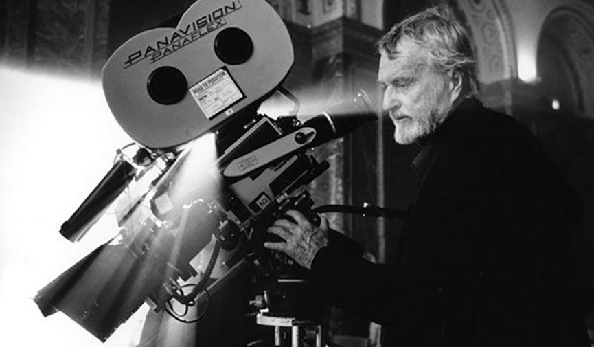 Cinematographer Conrad Hall