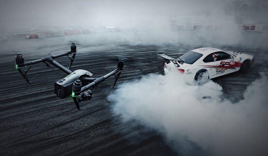 DJI Announces Three New Professional Video Drones