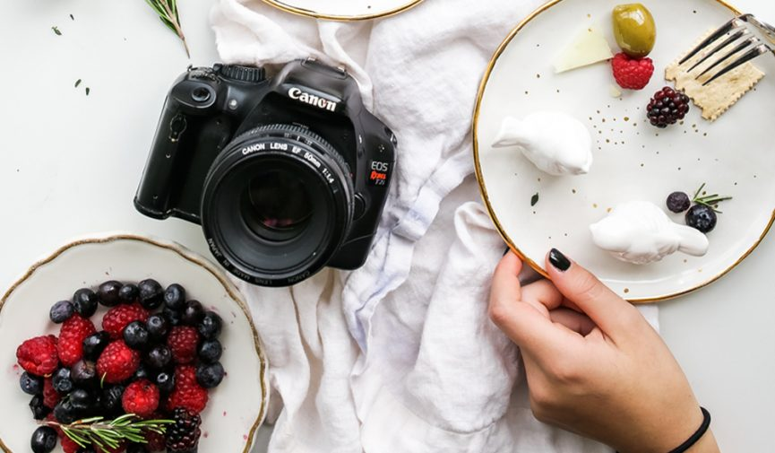 Food Styling Tips for Capturing the Ideal Holiday Meal