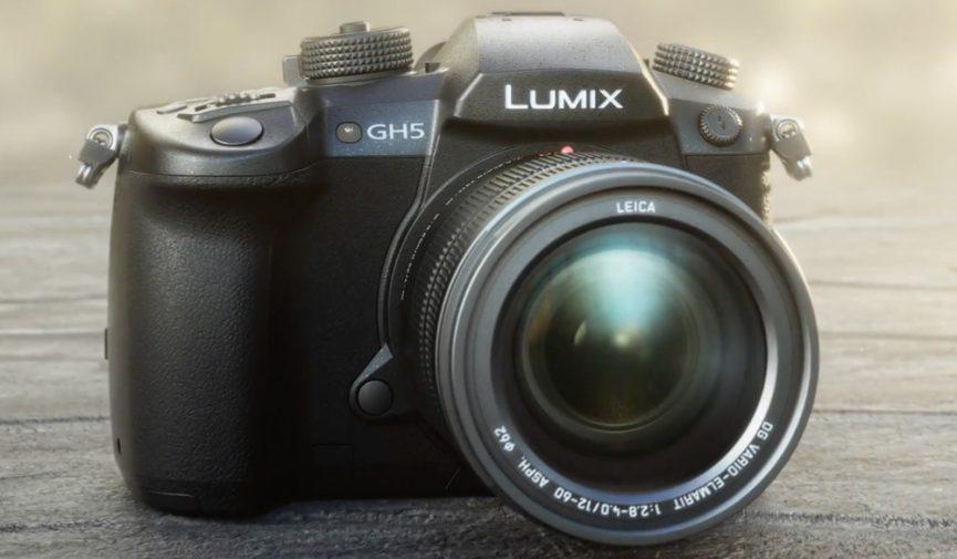 The Panasonic Lumix GH5 Already Rules 2017