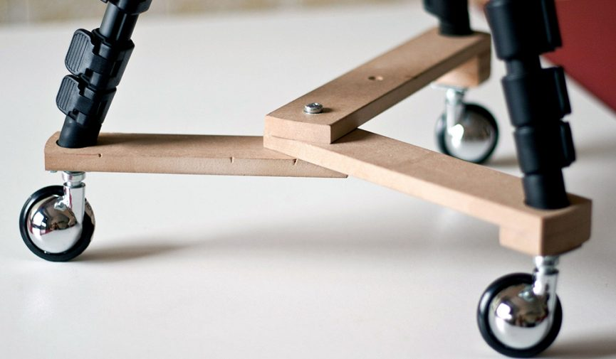 DIY Hacks: 10 Cheap Tripod Dolly Options to Try at Home