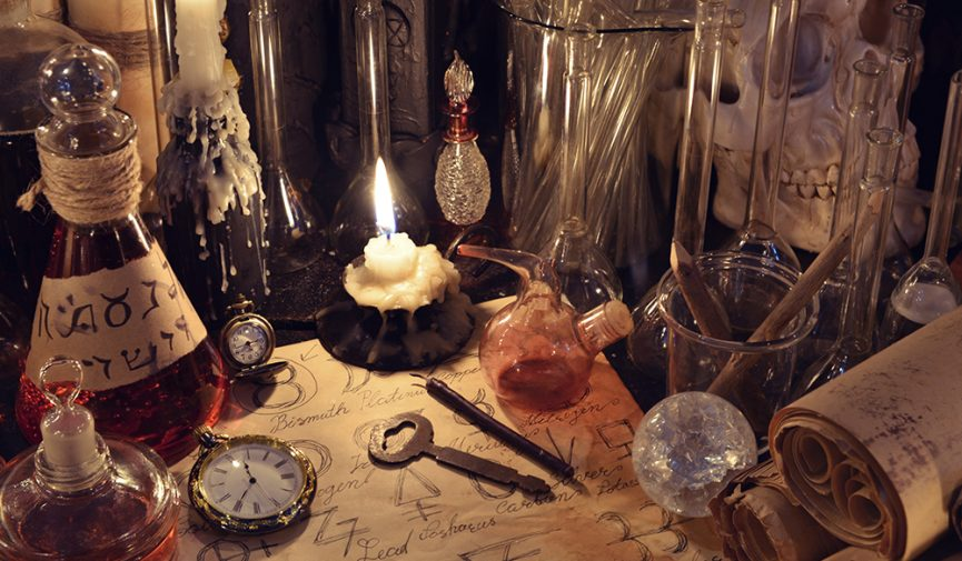 Go Medieval With These Easy-to-Make Fantasy Props