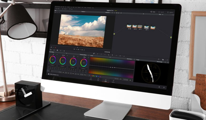 DaVinci Resolve: Enhance Your Sky in Under Five Minutes Featured