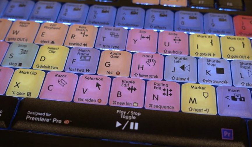 LogicKeyboard's New Backlit ASTRA Keyboard Shines Bright