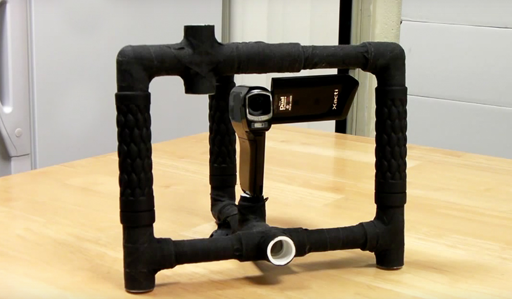 Filmmaking Hack: Create a Handheld Camera Rig for Less than $5