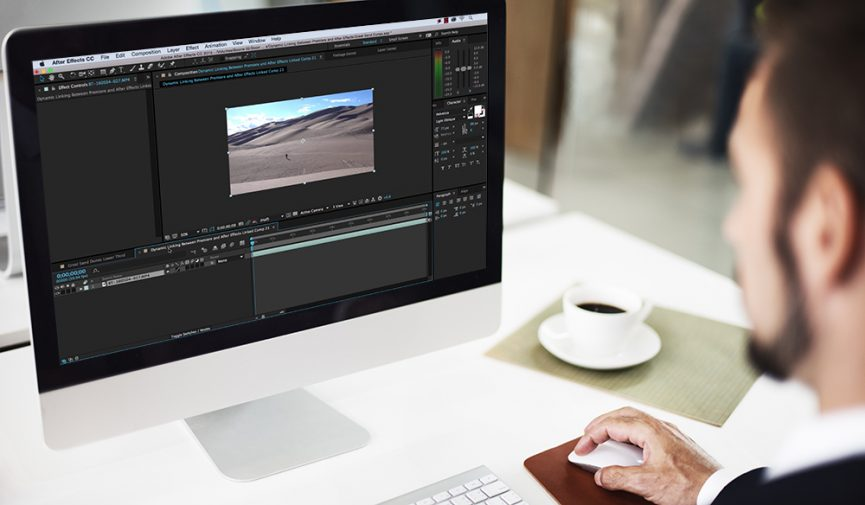 Create a Simple Motion Graphics Workflow With Premiere Pro and After Effects