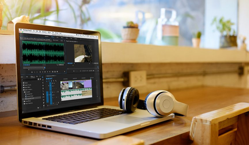 How to End Audio Tracks in Premiere Pro