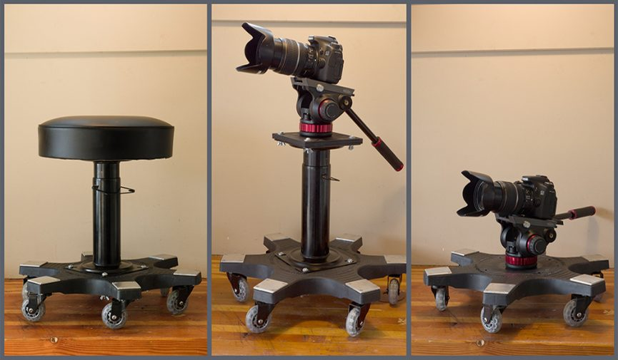 Build Your Own Butt/Pedestal Dolly for under $140