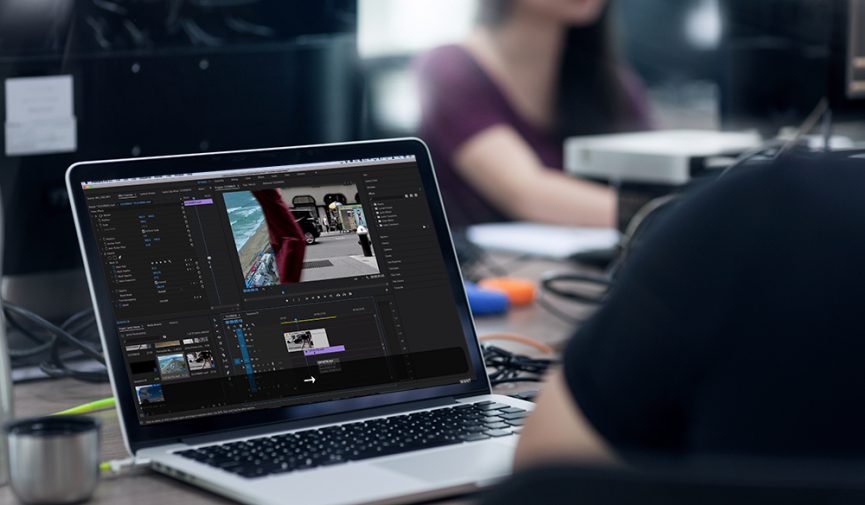 Video Editing Quick Tip: Create a Moving Object Transition in Premiere Pro