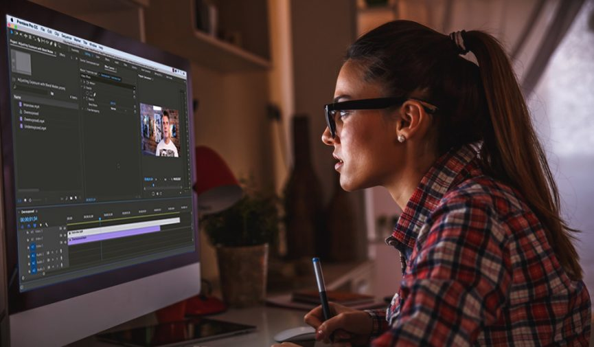 Adjusting Exposure with Blend Modes in Premiere Pro
