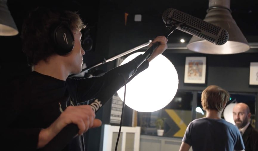 The Indie Filmmaker's Guide to Recording Audio