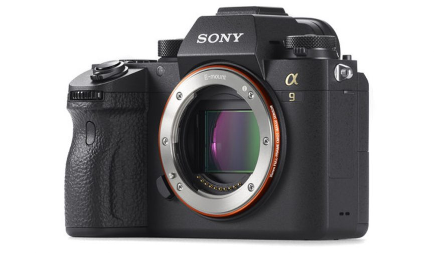 Sony Announces the New Full-Frame a9 Mirrorless Camera
