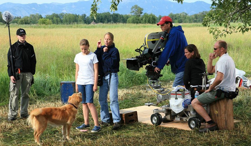 Tips for Working with Animals on Set
