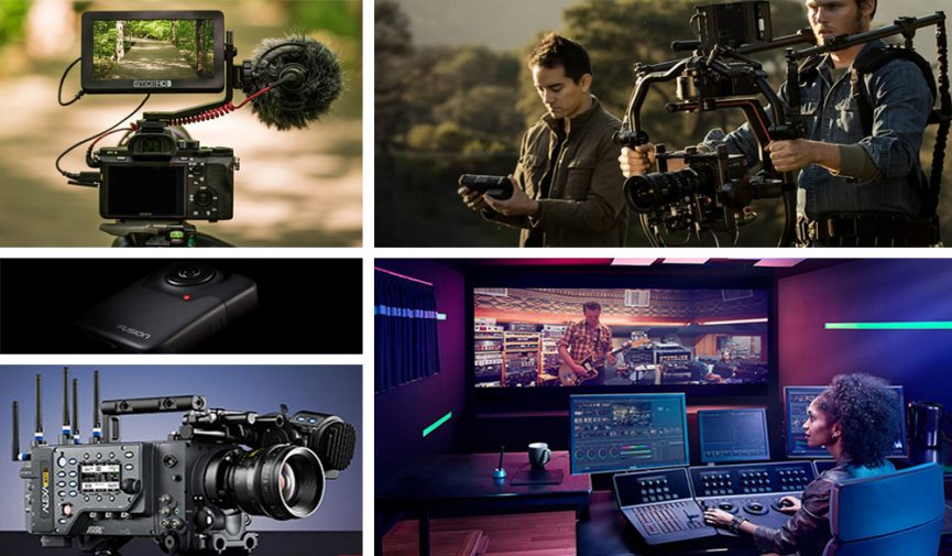 Everything to Know About NAB 2017: Cameras, Lenses, Gear, and More