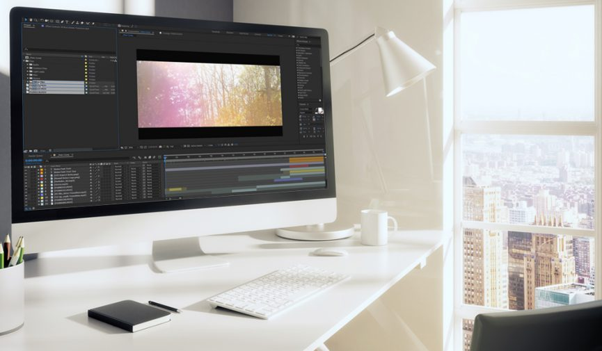 Using Collect Files to Share an After Effects Project