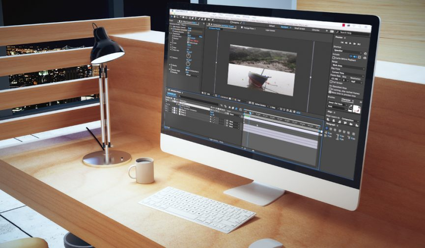 How to Apply Animation Presets in Adobe After Effects