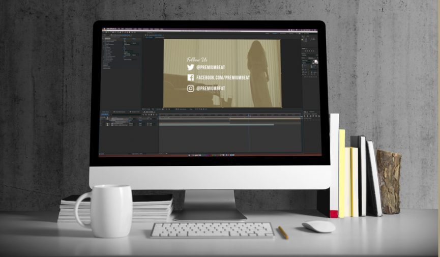 Create a Social Media Bumper and Lower Third for Your Videos