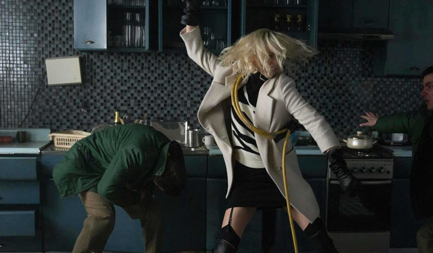 Learn to Edit Fight Scenes in This Atomic Blonde Breakdown