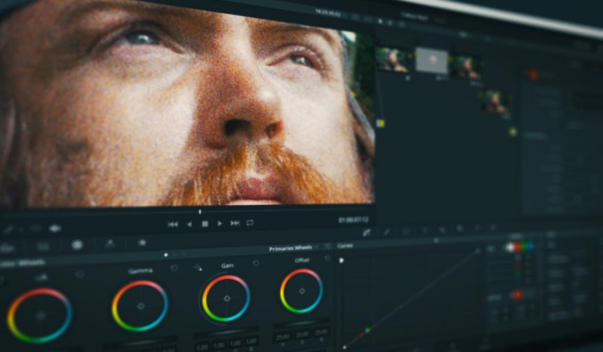 Master Resolve's Built-In Film Grain with This Rundown