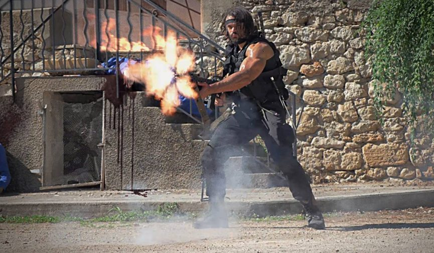 Interview: 7 Filmmaking Tips for Creating Retro '80s Action