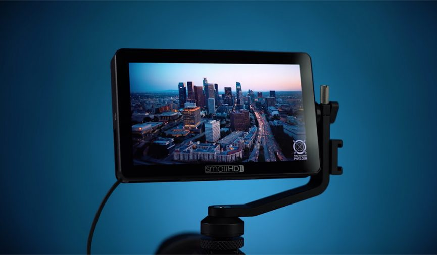 NAB 2018: SmallHD Unveils 5 New Focus Monitors