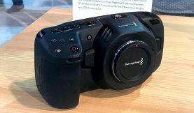 NAB 2018: Blackmagic Is Releasing A New Pocket Cinema Camera