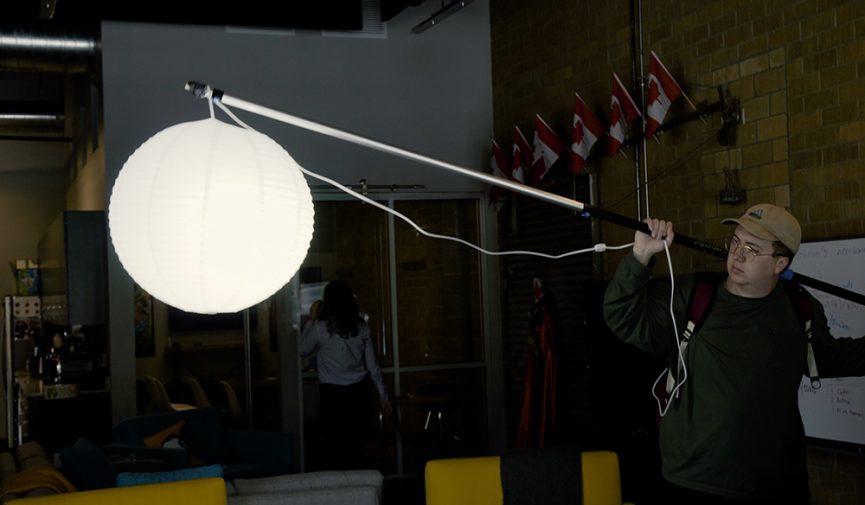 Video Tutorial: Create a DIY Wireless China Ball Light