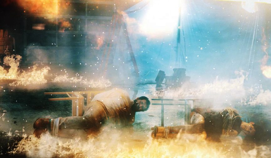 How To Create An Explosion Scene + Free Action Compositing Elements