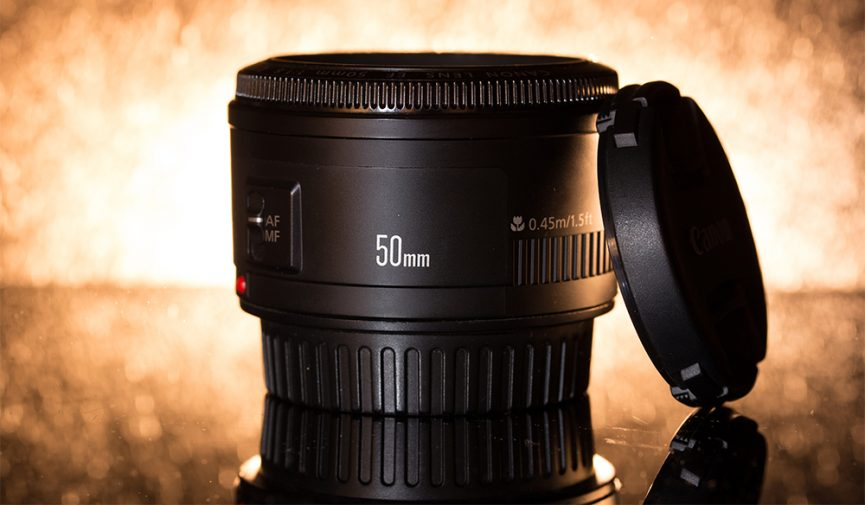 """5 Reasons You Should Purchase a """"Nifty Fifty"""" 50mm Lens"""