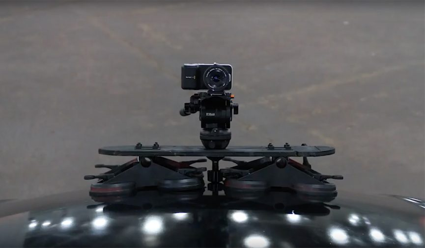 Build Your Own Car Rig for Thirty Dollars + 10 Production Tips