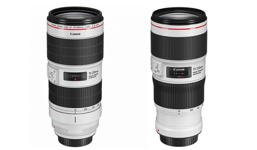Industry News: Canon Announces Two New 70-200mm Lenses