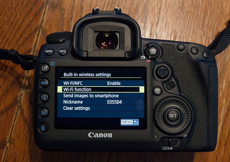 Unlock the Potential of Your Canon 5D mk IV with These Tips — Syncing Capability
