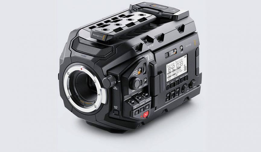 7 Reasons Why You Should Be Using Blackmagic's URSA Mini Pro 4.6k Camera