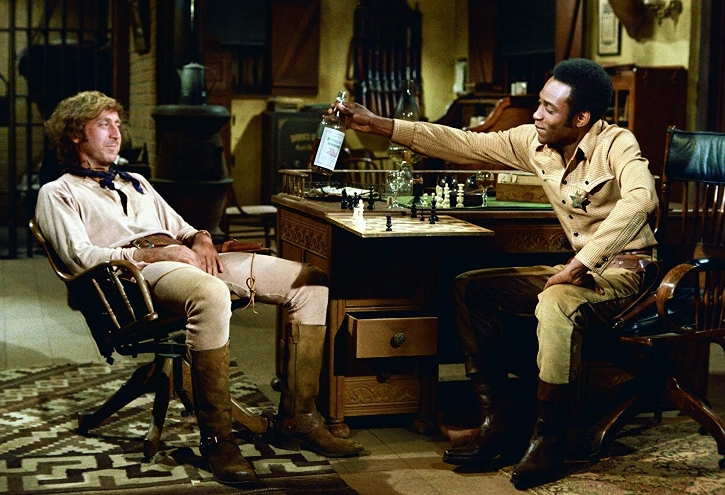 Screenwriter Norman Steinberg on Mel Brooks, Richard Pryor, and Getting Heard — Blazing Saddles