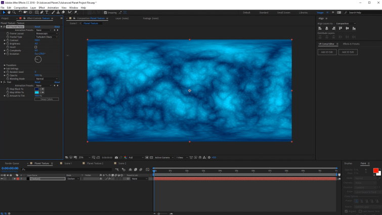 What Else Can You Do with Your 360° and VR Video Footage? — Spherical Textures