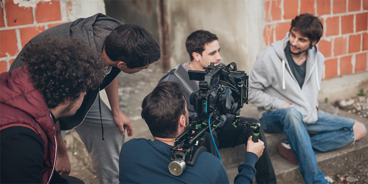 Film School 101: Filmmaking Fundamentals, Assignments, and Exercises — Conversation with Flashback