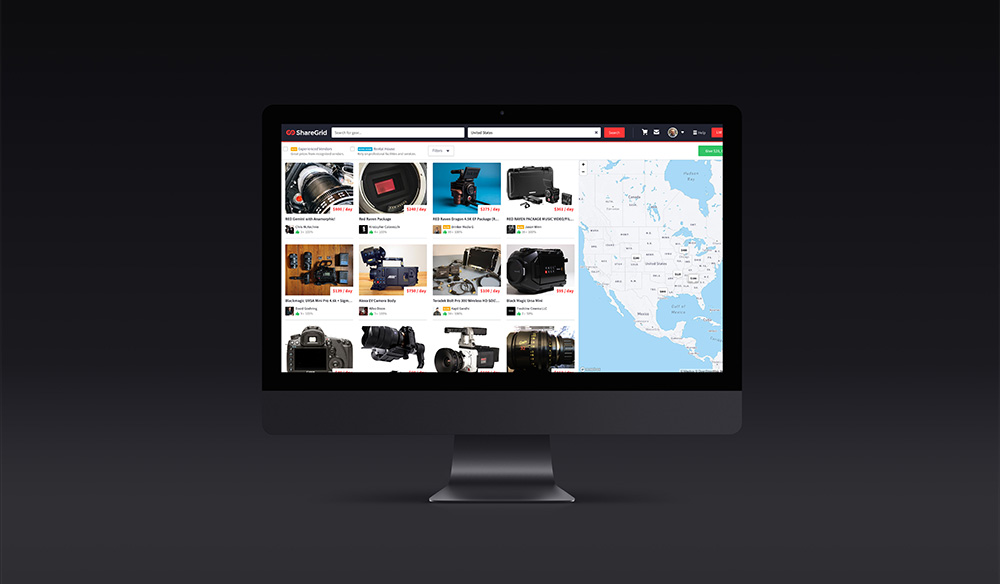 Four Reasons You Should Be Renting Your Gear Out on ShareGrid