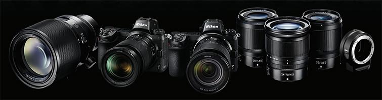 Nikon Releases Their First Full-Frame Mirrorless Camera — Nikon