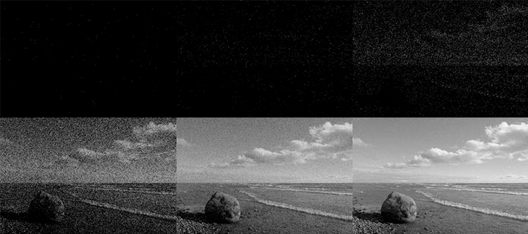Understanding Image Noise in Your Film and Video Projects — Shot Noise