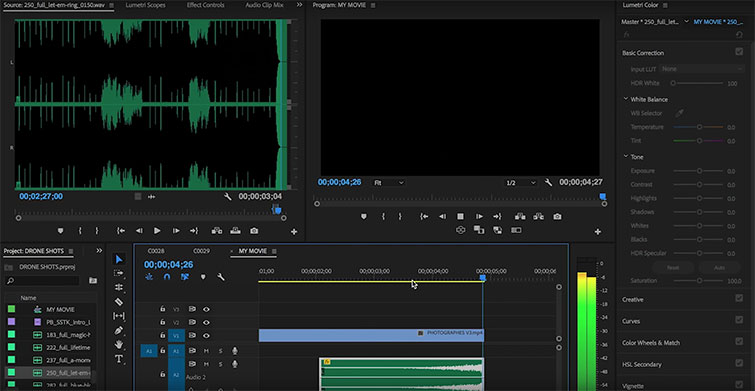 Video Tutorial: The Audio Transition You Need to Start Using — Align Clip