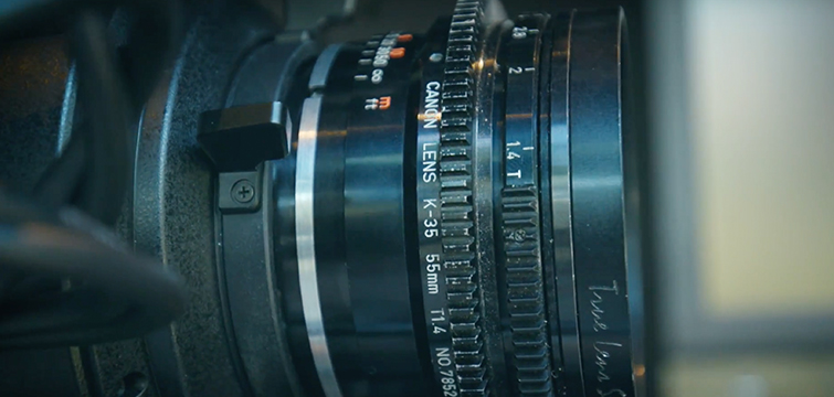 A Look at The Unmatched Versatility of the Canon C700FF — Switching Sensor Size