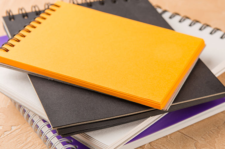 Production Tips: What You Should Bring Your First Day on Set — Notebooks