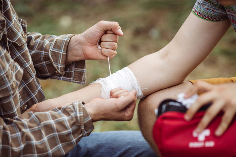 Production Tips: What You Should Bring Your First Day on Set — First Aid