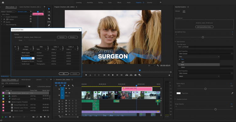 Video Tutorial: An Inside Look at Adobe Premiere Pro 2019 — Motion Graphics Upgrade