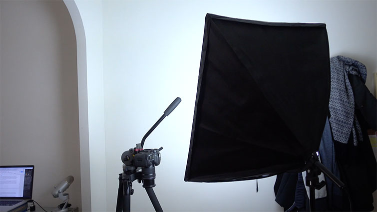 Video Tutorial: How to Get Started Creating Stop-Motion Video — Lighting Setup