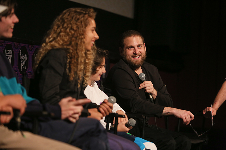 Mid90s' Jonah Hill on Writing and Directing — and Tips He Learned from the Greats — Finding Your Voice