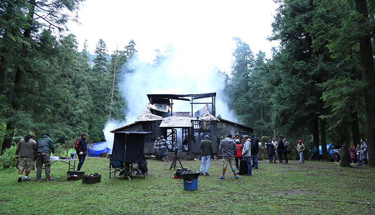 Roundup: Genre Filmmaking Tips and Tricks from the Filmmakers of Fantastic Fest — Destroying a Cabin