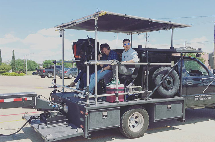 Industry Interview: Advancing Your Career from PA to AD — Production Truck
